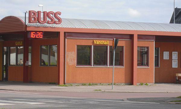 Karlskoga Busstation