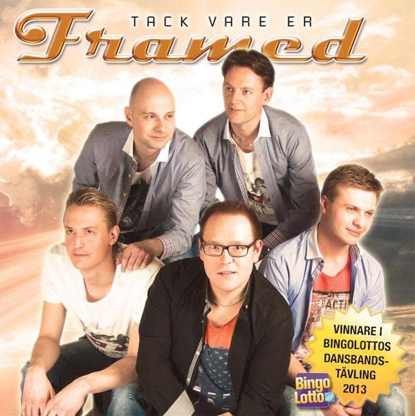 Framed med ny cd