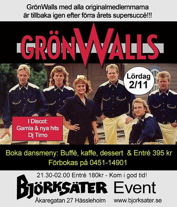 Grönwalls på Björksäter i Hässleholm