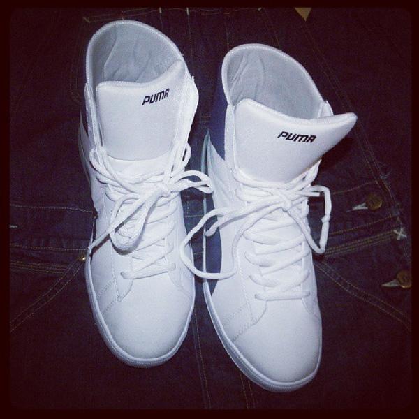 Nya Puma Sneakers