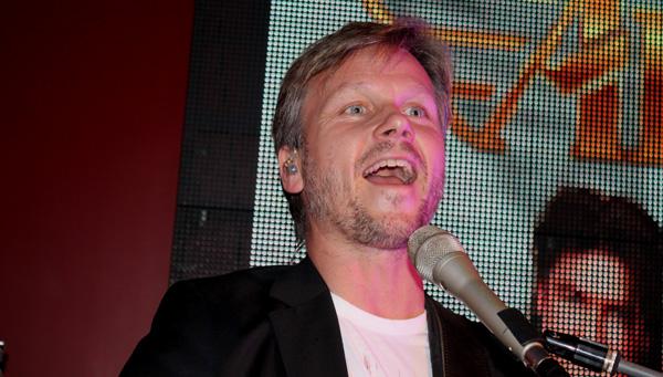Lasseman sjunger