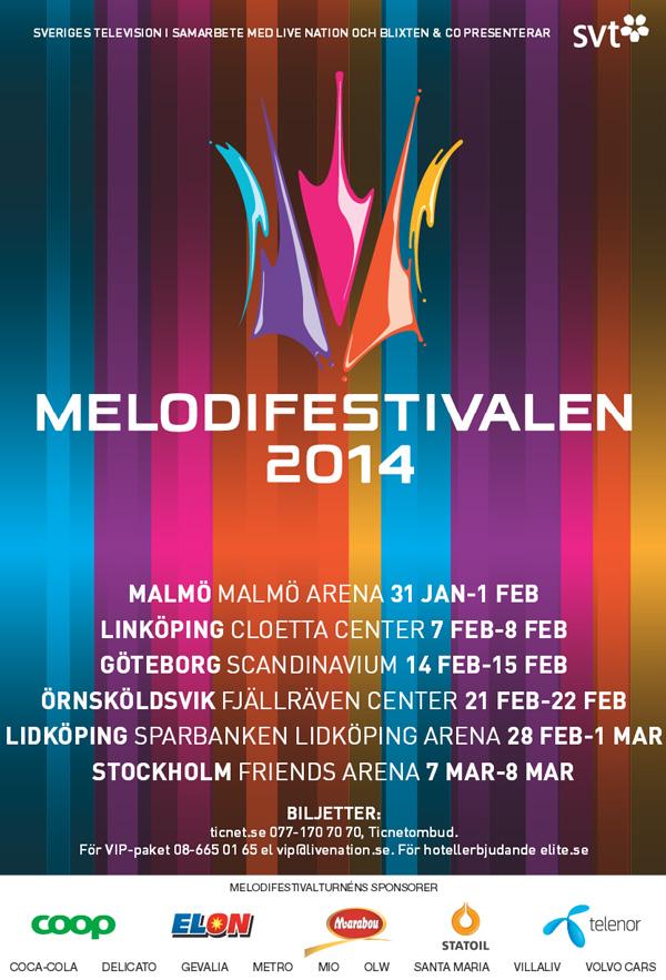 Melodifestivalen 2014