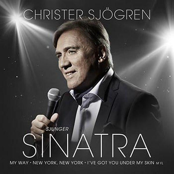 Christer Sjögren hyllar Frank Sinatra