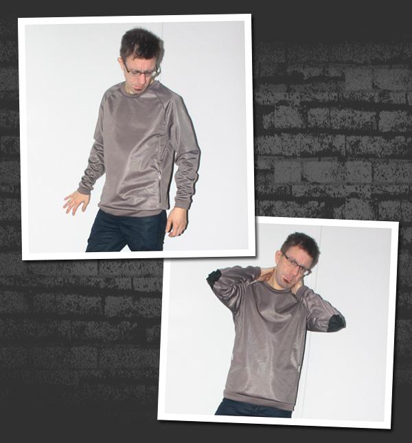 Cool tröja från MQ Emilio