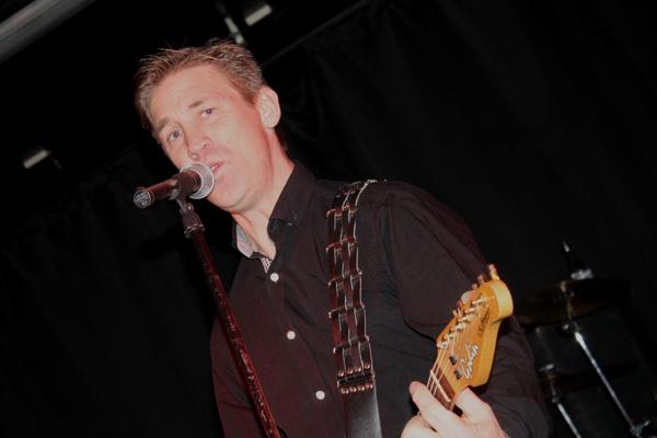 Jimmy med sin underbara röst