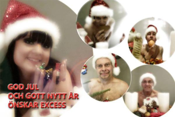 God Jul från Excess