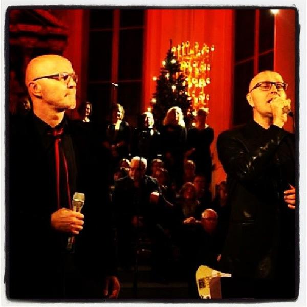 Julkonsert med Rongedals