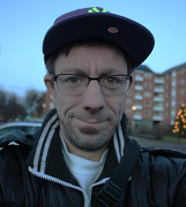 Jag i Karlstad