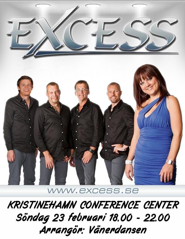 Excess spelar på KCC Kristinehamn