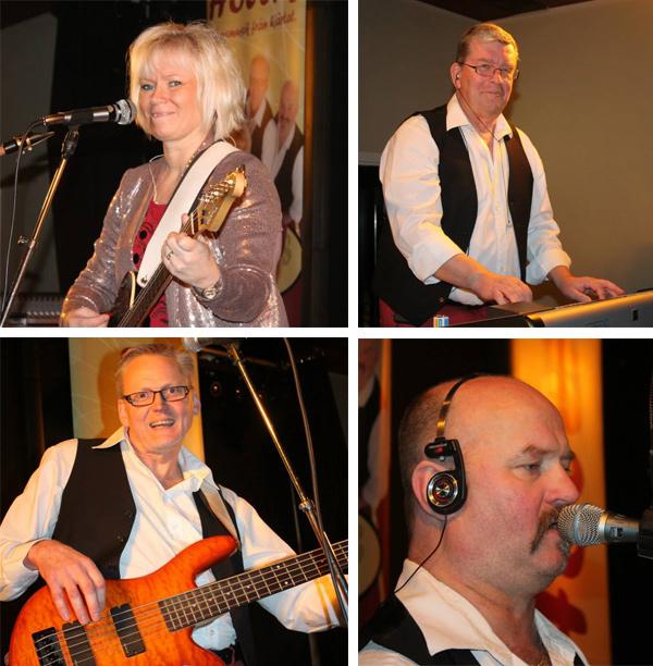 Moncia, Roger, Kent och Jerka