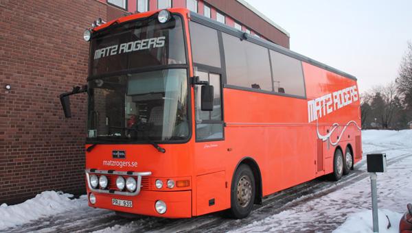 Matz Rogers buss