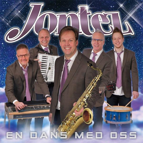 Jontez bjuder upp med ny cd