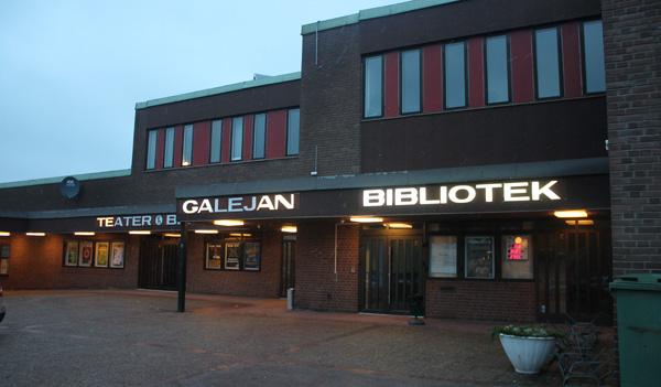 Kulturhuset i Storfors
