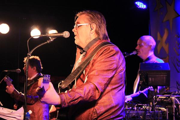 Göran in action