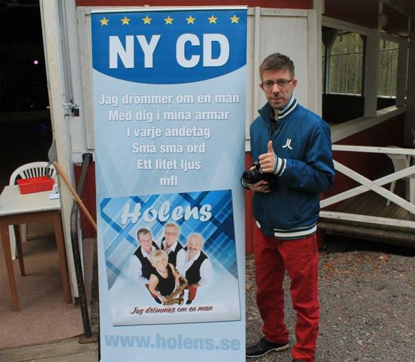 CD-release för deras nya cd.