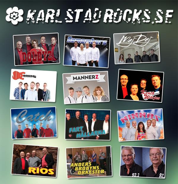 Karlstad Rocks Montage: Markus Redman