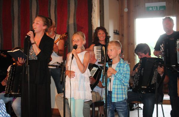 Duktiga norrmän som sjöng