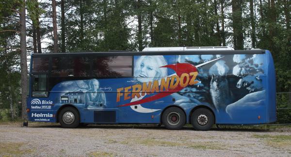 Fernandoz fina buss