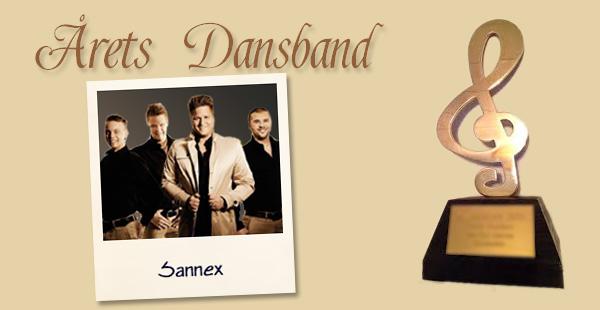 Årets dansband: Sannex