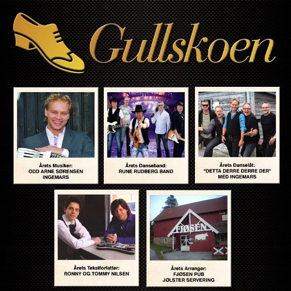 Gullskoen 2014