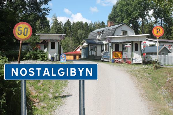 Nostalgibyn
