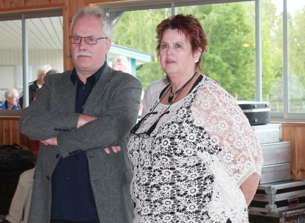 Kent och Bettan - Arrangörer i Bergviksparken