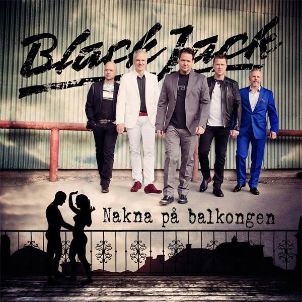 Black Jack är nakna på balkongen