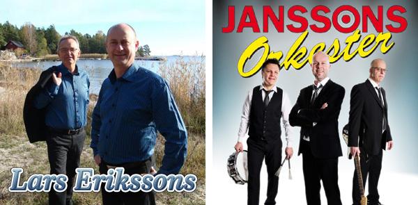 Lars Erikssons och Janssons orkester