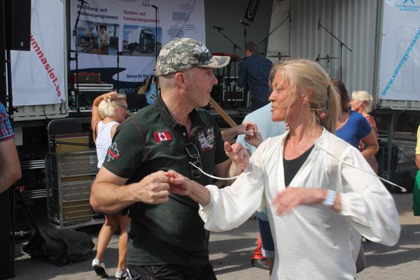 Göran och Gunilla från Allt i Dans