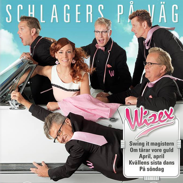 Wizex - Schlagers på väg