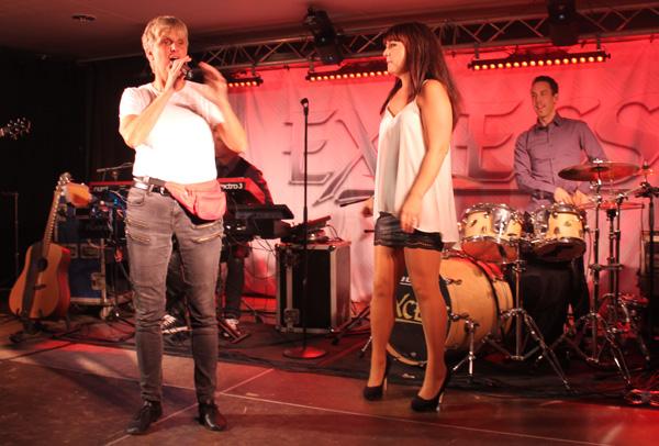 Arrangören Nina Fyhr