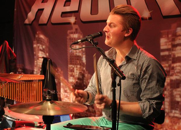 Christoffer - En sjungande trummis