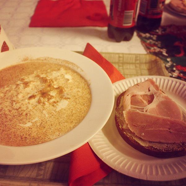 På julmarknad i Kväggeshyttans Bygdegård