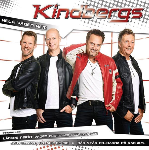 Kindbergs med nytt album 2015