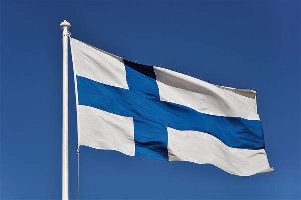Finska flaggan /  Suomen lippu