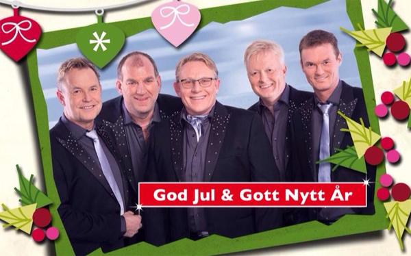 Matz Bladhs önskar God Jul