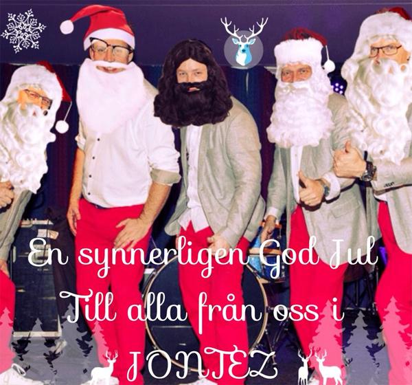 God Jul från Jontez