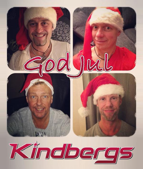 God Jul från Kindbergs