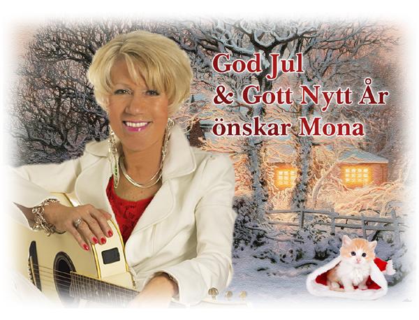 Julkort från Växjö
