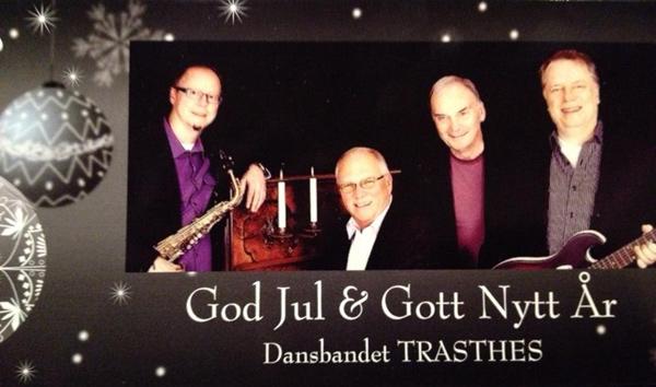 God Jul från Trasthes