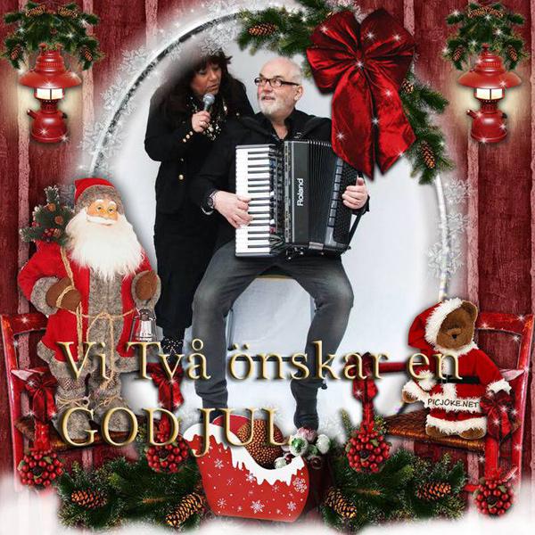 Vi Två önskar God Jul