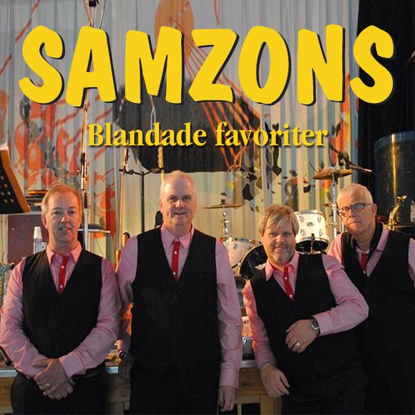 Samzons - Blandade favoriter (Ej originalkonvolut)