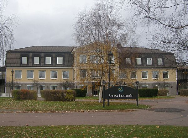 Hotell Selma Lagerlöf i Sunne. Foto/Copyright: Markus Redman