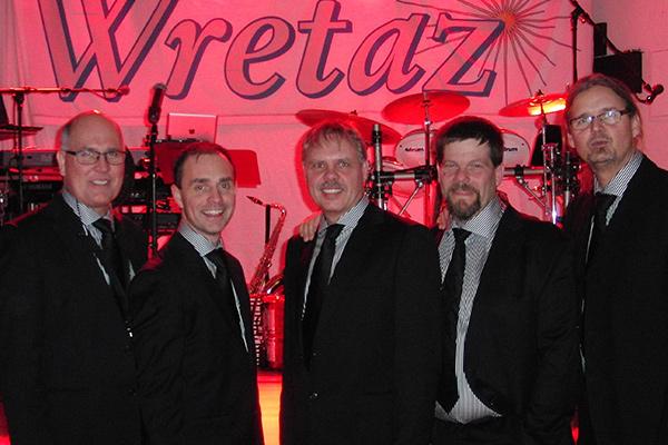 Wretaz Foto/Copyright: Wretaz Orkester