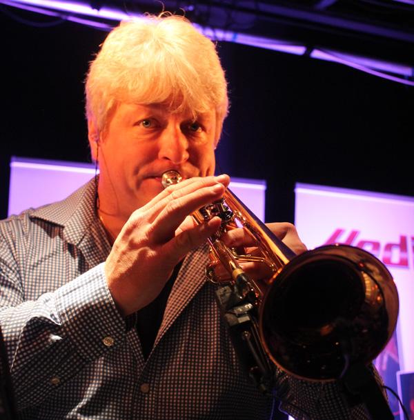 Conny med trumpeten