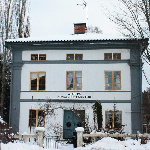 Åtorps Kungliga postkontor