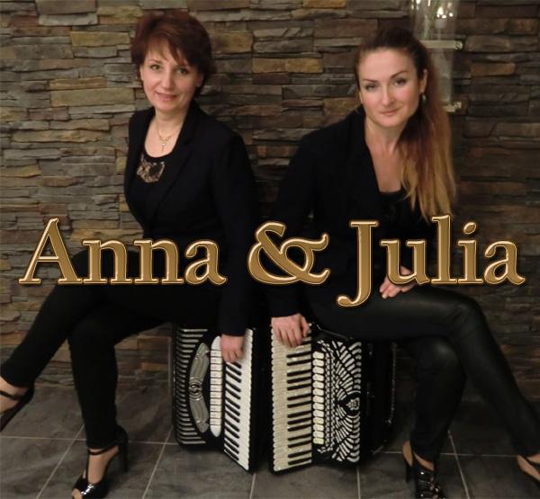 Anna & Julia till Svaneholm