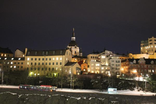 Stockholm- Söders Höjder