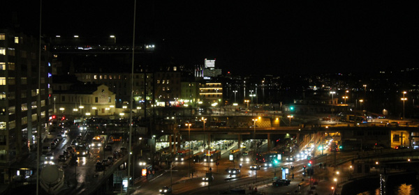 Stockholm- Slussen