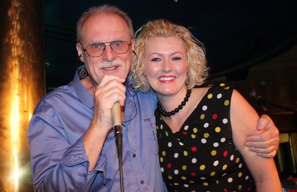 Kjell Malmborg och Sandra Estberg